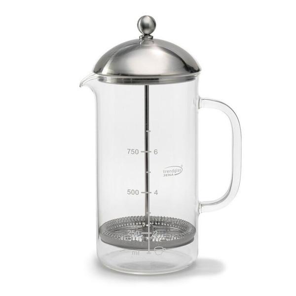 TRENDGLAS JENA 8-Cup German Glass French Press