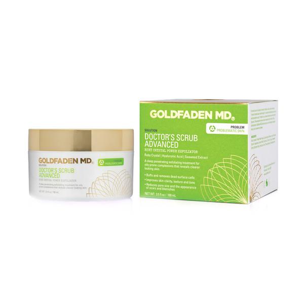 GOLDFADEN MD Doctor's Scrub Advanced