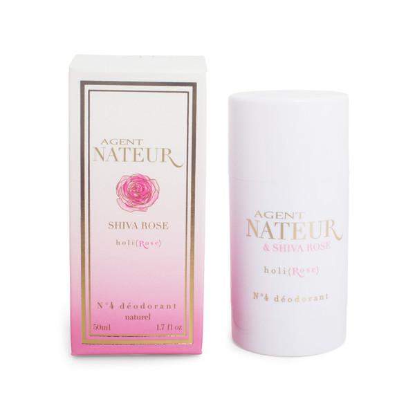 AGENT NATEUR Agent Nateur N°4 Holi(Rose) Deodorant