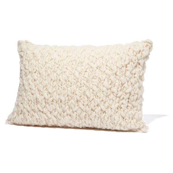 SIEN + CO Andes Hand Knit Pillow