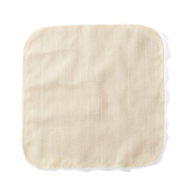 NATURAL LINENS BOUTIQUE  Organic Cotton Unpaper Towels, Set of 12
