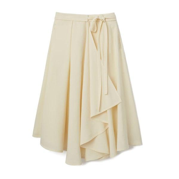 LEMAIRE Long Umbrella Skirt