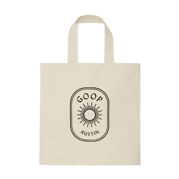 GOOP goop Canvas Tote Bag