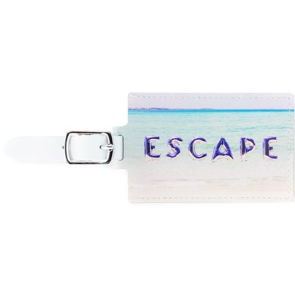 GRAY MALIN The ESCAPE Luggage Tag