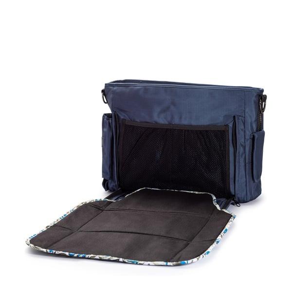 E.C. KNOX Men's Classic Diaper Bag