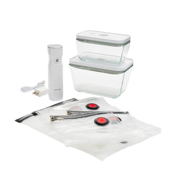 ZWILLING Vacuum Glass Storage Starter Set