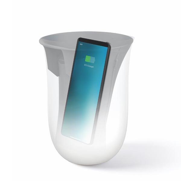 LEXON Wireless UV Sanitizing Charging Station