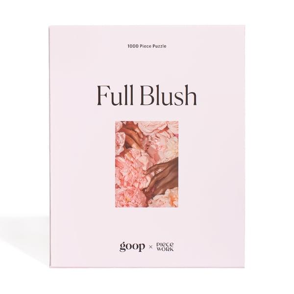 PIECEWORK PUZZLES  goop-Exclusive Full Blush Puzzle
