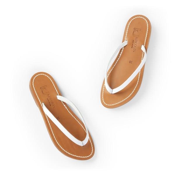 K JACQUES Venise Flip-Flops