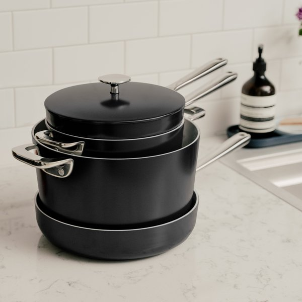 EQUAL PARTS The Cookware Set