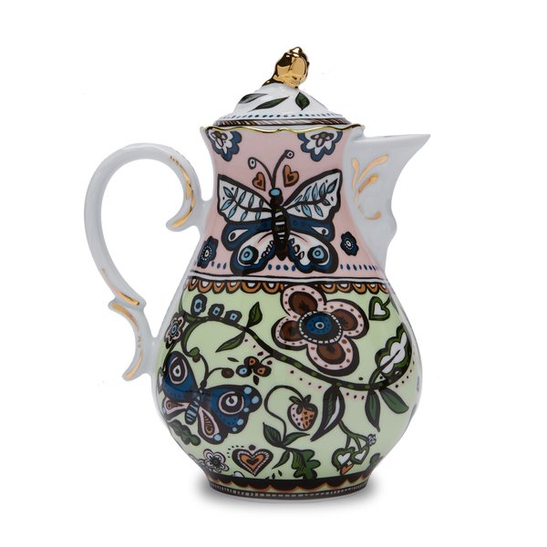 LA DOUBLEJ X LADURÉE Teapot