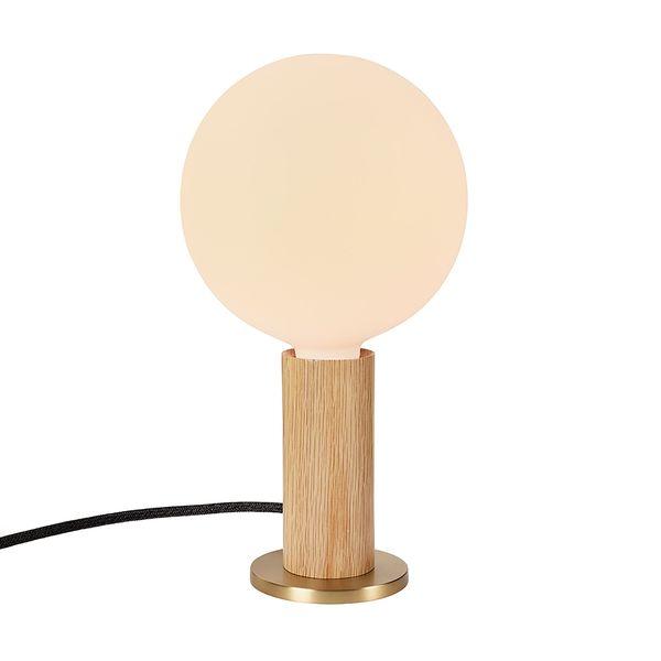 TALA Oak Knuckle Table Lamp