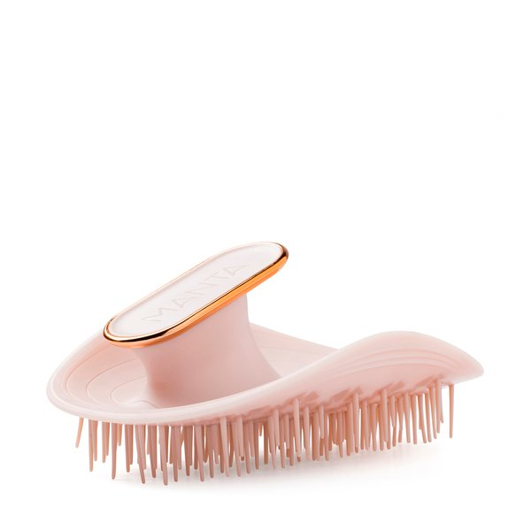 MANTA Manta Pink Hairbrush