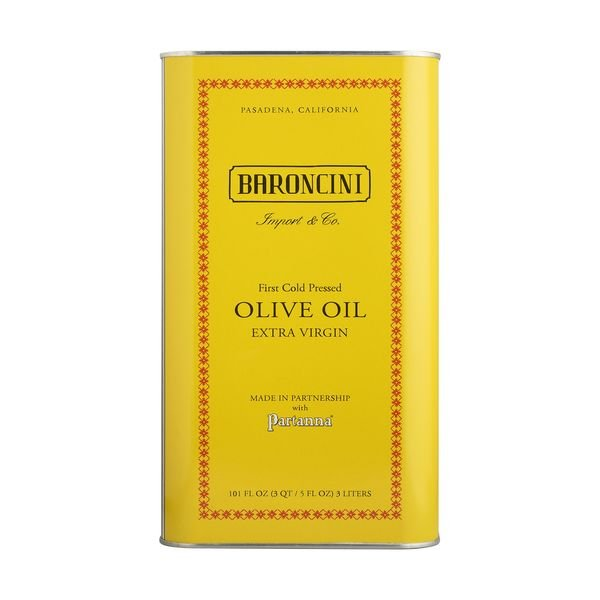 BARONCINI IMPORT & CO. Sicilian Extra Virgin Olive Oil