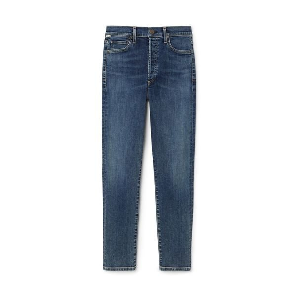 CITIZENS OF HUMANITY Olivia High-Rise Slim-Fit Jeans