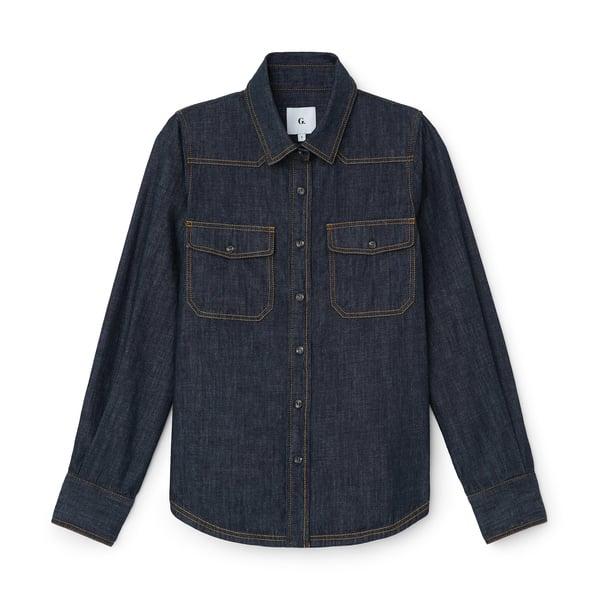 G. LABEL Caro Chambray Shirt