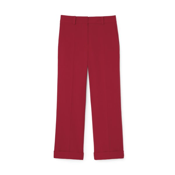 G. LABEL Ruth Cropped Trousers