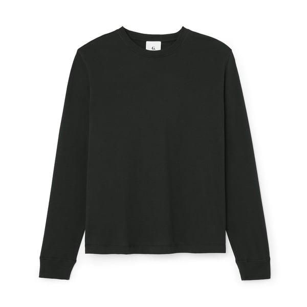 G. LABEL Israel Organic-Cotton Long-Sleeve T-Shirt
