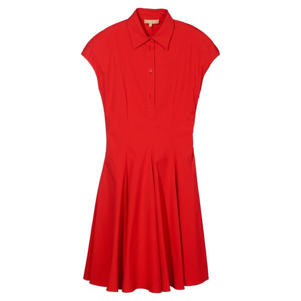 Capsleeve Dress