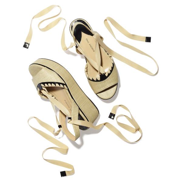 dafni platform sandal