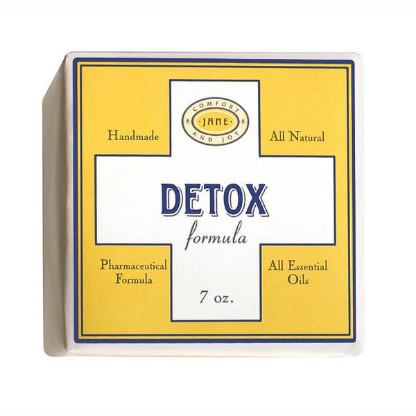 Effervescent Cube Detox Bath