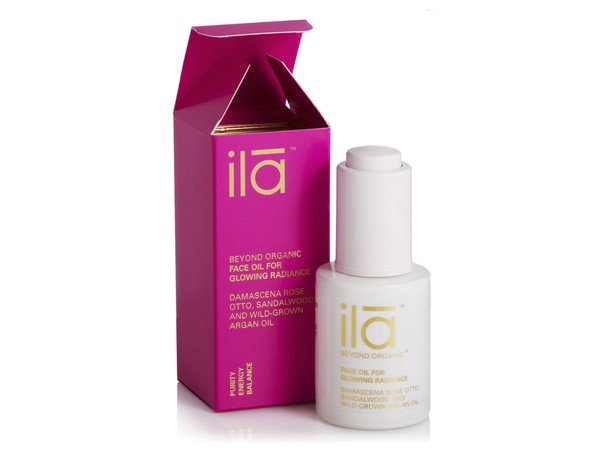 face oil for glowing radiance