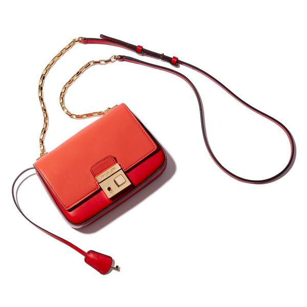 Gia Chain Shoulder Flap Over Bag