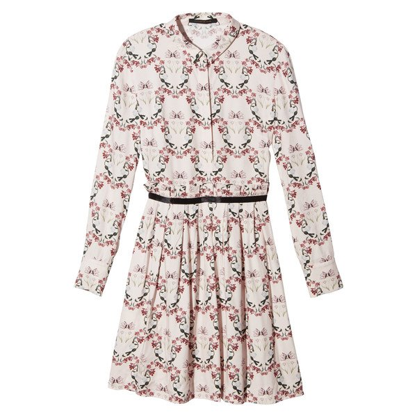 Hurley Long-Sleeved Dress