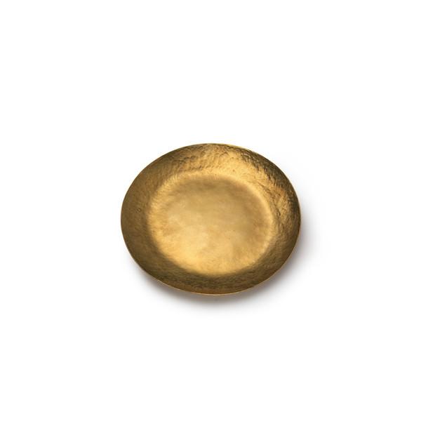 Medium Japanese Brass Dish