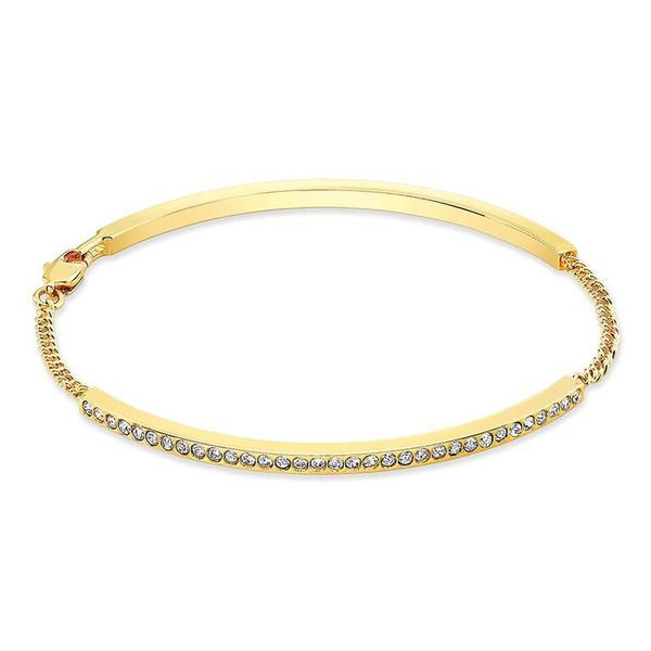Mini Aria ID Crystal Bracelet