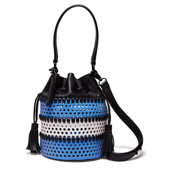 Mini Industry Bucket Bag