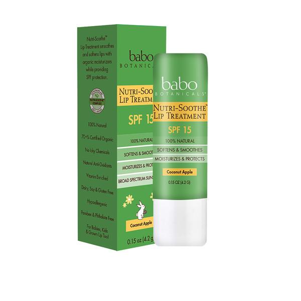 Nutri-Soothe Lip Treatment SPF 15