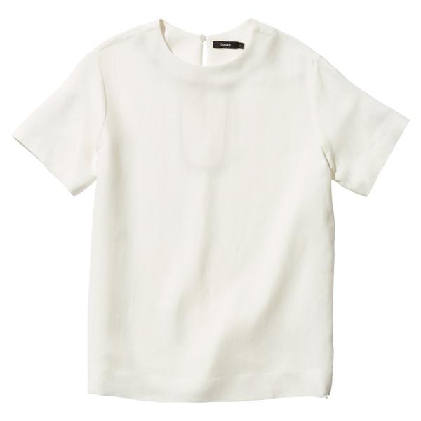 Rambling Linen Shirt Sleeve Top