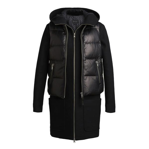 shayli wool coat