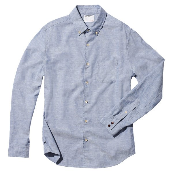 slub oxford sport shirt