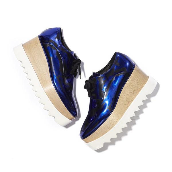 Stella McCartney's Platform lace-up loafers