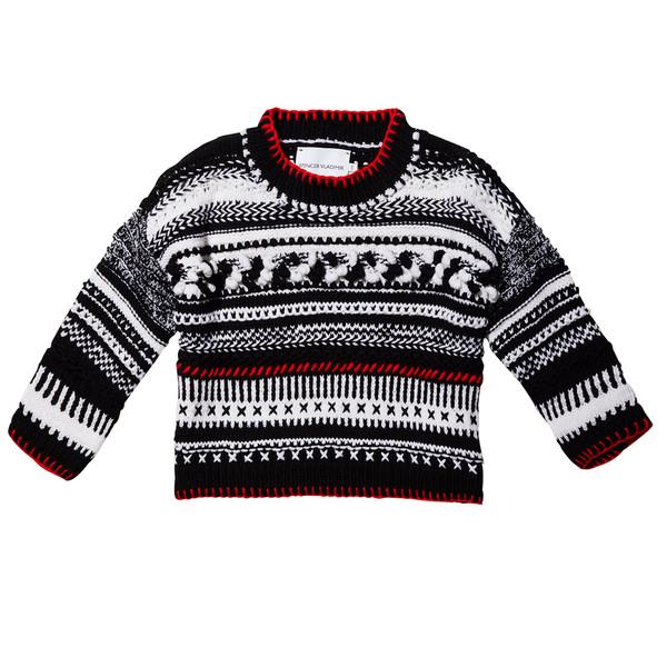 The Confetti Sweater