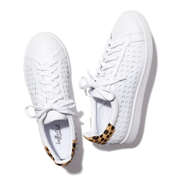 Zora Perforated Sneaker