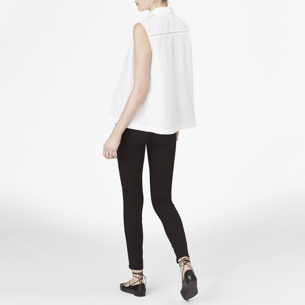 aron sleeveless top