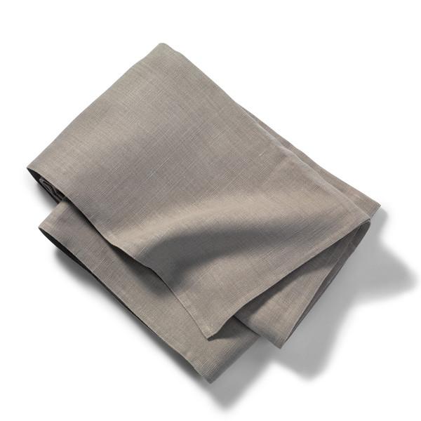 Linen Tablecloth Fog