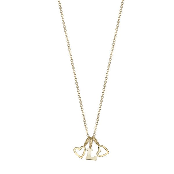 Love Count Multi Heart Necklace