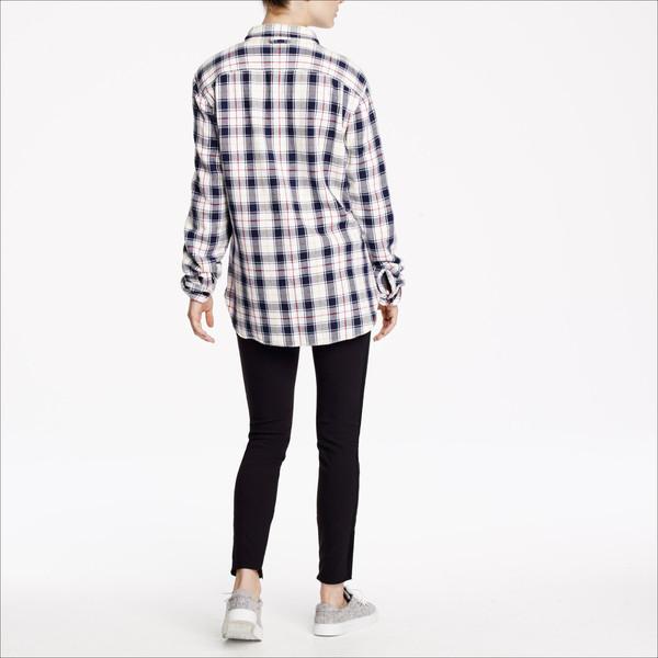 Mack plaid shirt