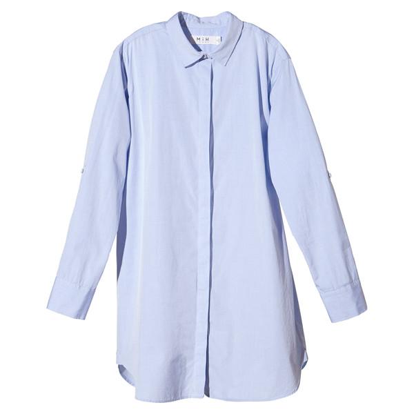 Oversize shirt Blue