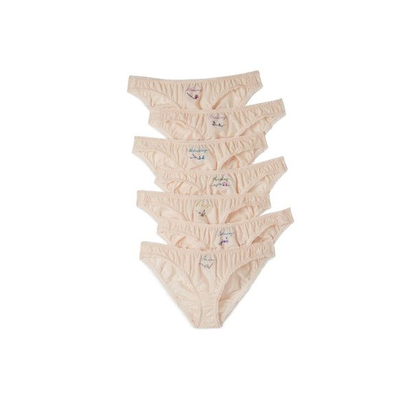 Knickers Of The Week (7-Piece Pack)