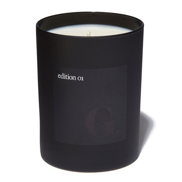 Scented Candle: edition 01—Winter 2016