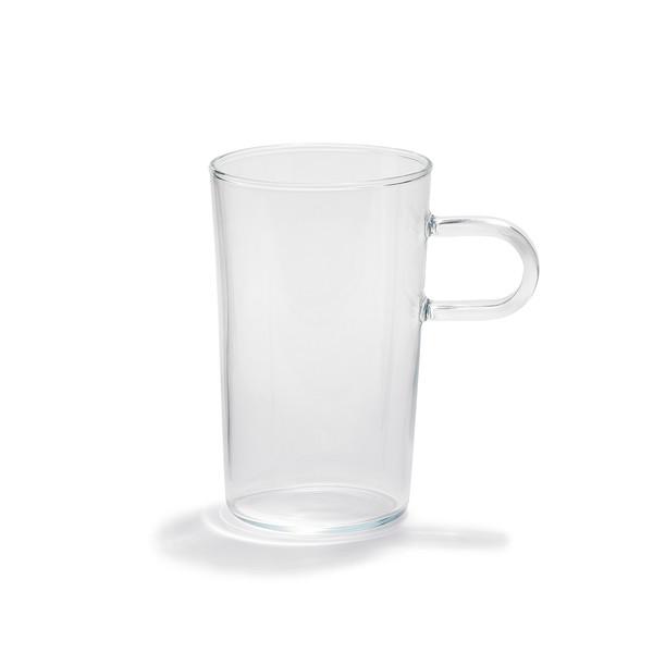 Small German Glass Mug