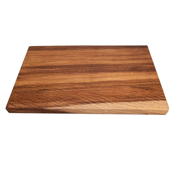 Fumed Oak Slab Cutting Board
