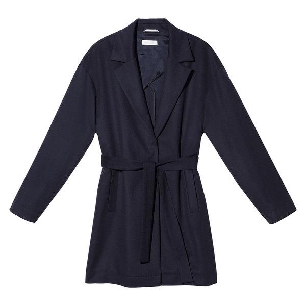 St. Emile Kamillo Wool Cashmere Coat