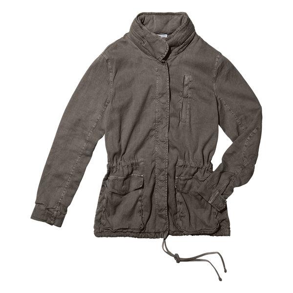 James Perse Stretch-Twill Utility Jacket