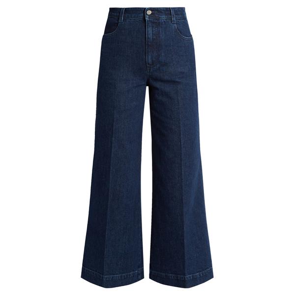 Stella McCartney Denim Culotte Trousers
